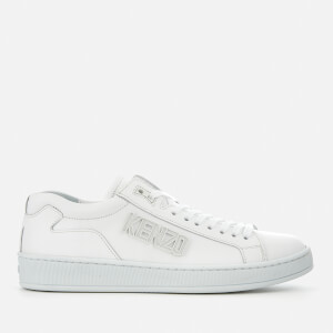 KENZO Women's Low Top Trainers - White