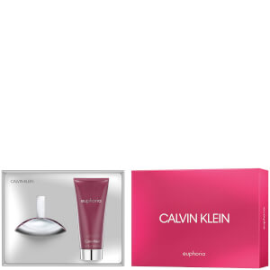 Coffret Eau de Toilette Euphoria for Women Calvin Klein 50 ml