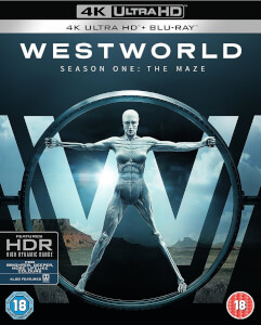 Westworld - Season 1 (4K Ultra HD)