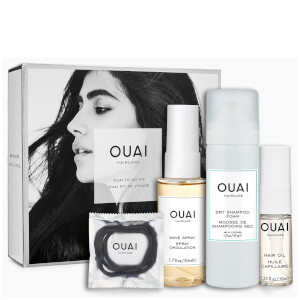 OUAI To Go Kit (Worth £30.00)