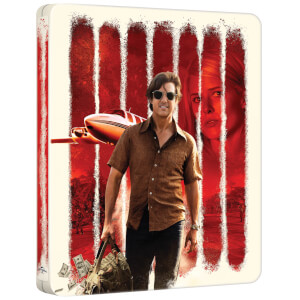 Barry Seal : American Traffic - Steelbook Édition Limitée exclusive pour Zavvi (Copie Digitale)