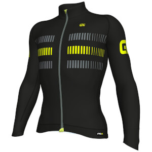 Alé PRR 2.0 Strada Jersey - Black/Yellow