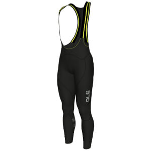 Alé CP 2.0 Warm Reflex Bib Tights - Black