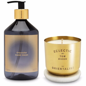 Tom Dixon Orientalist Small Candle Gift Set - Brass