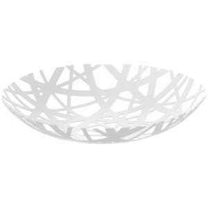 Yamazaki Tower Fruit Bowl - White
