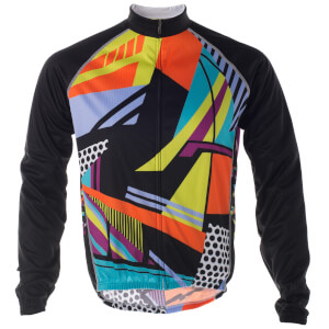 Primal Salma Heavyweight Jersey - Black