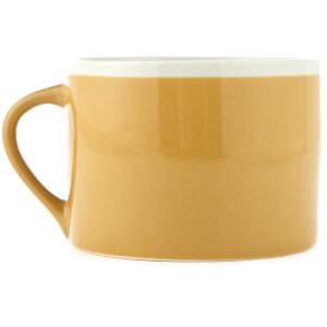 Nkuku Datia Mustard Short Mug - Mustard: Image 2