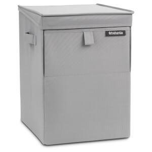 Brabantia Stackable 35 Litre Laundry Box - Grey