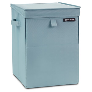 Brabantia Stackable 35 Litre Laundry Box - Mint