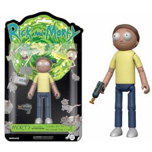 Figura Funko Articulada Morty - Rick y Morty