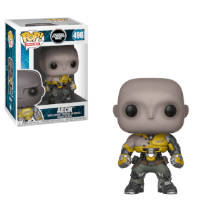 Ready Player One Aech Pop! Vinyl Figur