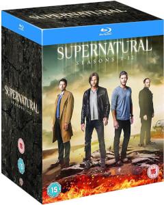 Supernatural - Season 1-12