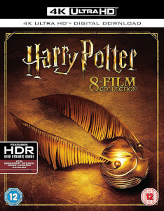 Harry Potter 8 Film - 4K Ultra HD Box Set