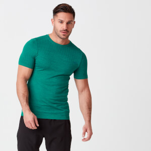 Sculpt Seamless T-Shirt - Green