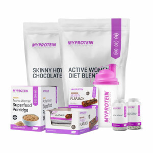 Myprotein Women's Student Bundle
