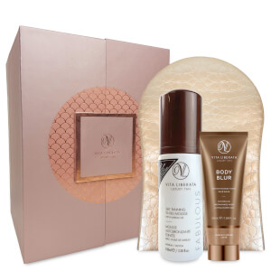 Vita Liberata Fabulously Flawless 3 Piece Luxury Tan Set-Medium Mousse 100ml