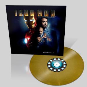 BO Vinyle Iron Man Édition Limitée Exclusive pour Zavvi - Bande Originale 500 Copies