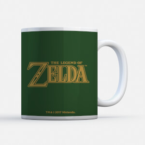 Tazza Nintendo Legend Of Zelda Hyrule Crest