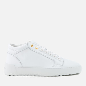 Android Homme Men's Propulsion Mid Trainers - White