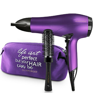 Glamoriser 2200W Hair Dryer Gift Pack