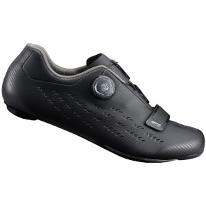 Shimano RP5 Road Shoes - Black