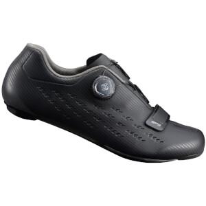 Shimano RP5 Rennrad Schuhe - Schwarz