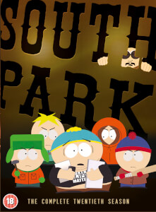 South Park: Season 20 Set