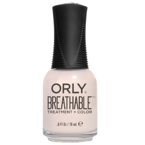 Vernis à Ongles Breathable Soin + Couleur Barely There ORLY 18 ml