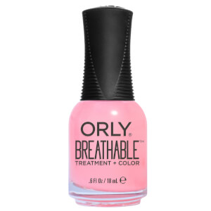 ORLY Happy & Healthy Breathable Nail Varnish 18ml