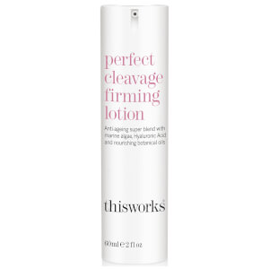 this works Perfect Cleavage Firming Lotion 60ml