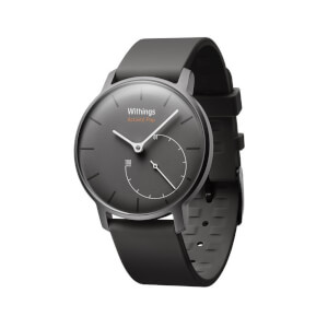 Withings Activite Pop Activity & Sleep Tracking Water Resistant Watch - Shark Grey