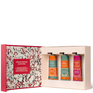 Crabtree & Evelyn Cold Christmas Hand Trio - 3x25g
