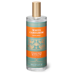 Crabtree & Evelyn White Cardamom Room Spray 100ml