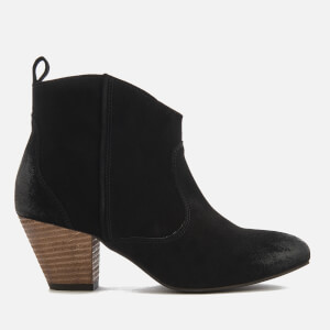 Superdry Women's Dallas Ankle Boots - Black