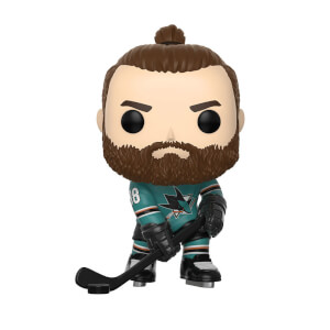 NHL Brent Burns Funko Pop! Vinyl