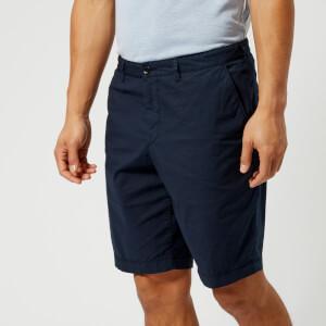 BOSS Green Men's Bright D Chino Shorts - Navy