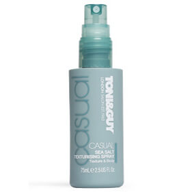 Toni & Guy Hair Meet Wardrobe Casual Sea Salt Texturizing Spray