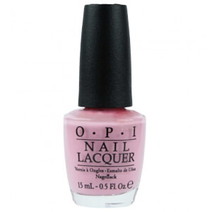 OPI Nail Lacquer - Pink it Through
