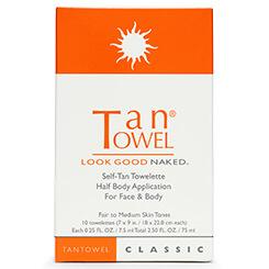 TanTowel Half Body Classic