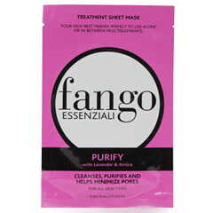 Fango Essenziali Purify Treatment Sheet Mask