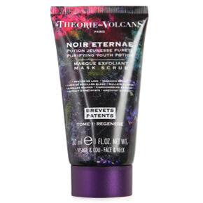 La Theorie Des Volcans Noir Eternae Youth Potion Face Scrub