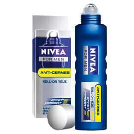 Nivea for men Roll-On Yeux Q10 Anti-Cernes