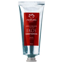 Natura Brasil Crème pulpe pieds Ekos Castanha