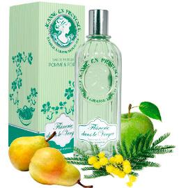 JEANNE EN PROVENCE Eau de Parfum Flânerie dans le verger, Pomme & Poire