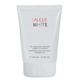 Lalique Homme Lalique White Gel Moussant Parfumé Corps et Cheveux
