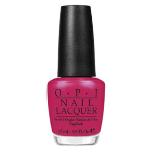 OPI Too Hot Pink To Hold'em