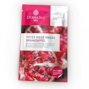 DermaSel Totes Meer Maske Granatapfel