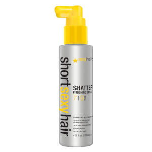 Sexy Hair shortsexyhair SHATTER Finishing Spray