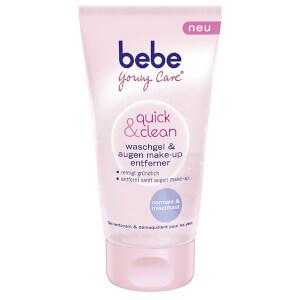 bebe Quick & Clean Waschgel & Augen Make-up Entferner