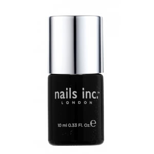 nails inc. Kensington Caviar Top Coat